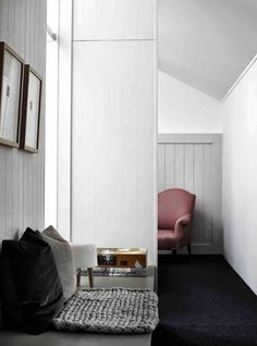 A zen Australian home with fabulous architecture