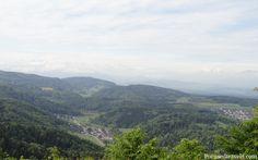 Uetliberg mountain Zurich: a wonderful view from Zurich