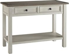Looking for Signature Design Ashley Bolanburg Sofa Table Two-tone ? Check out our picks for the Signature Design Ashley Bolanburg Sofa Table Two-tone from the popular stores - all in one. Ashley Furniture Sofas, Furniture Logo, Ikea Furniture, Living Room Furniture, Living Room Decor, Furniture Design, Rustic Furniture, Furniture Stencil, Entryway Furniture