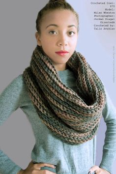 knit cowl scarf unavailable listing on etsy chunky knit cowl scarf ...