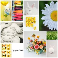 Paper Issues: April (P)inspire Me Mood Board