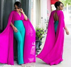 ClassyElegance! -BBnBaB Quirky Fashion, Look Fashion, Fashion Show, Fashion Outfits, Fashion Design, African Fashion Dresses, African Dress, Classy Outfits, Cute Outfits