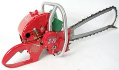 Homelite 5-20 vintage chainsaw