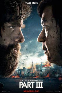 The Hangover Part III (2013) Poster     OMG they copied Harry Potter lol, should be epic!