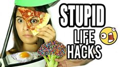 10 STUPID Life Hacks for Everyday Problems That Work!