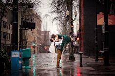 photos in the rain.