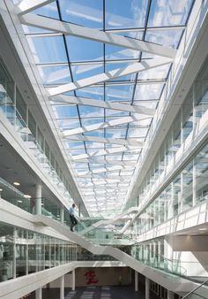 Image 5 of 13 from gallery of New Trianel Headquarters / gmp architekten. Courtesy of gmp architekten