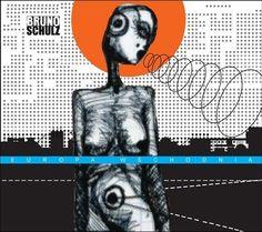 Bruno Schulz - Europa Wschodnia [CD]  Sklep: http://www.sprecords.pl/muzyka/bruno-schulz-europa-wschodnia-cd_p_22.html  Cena: 27,99 PLN
