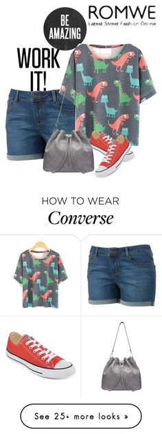 """""""Untitled #174"""" by ermina000 on Polyvore featuring SO and Converse"""