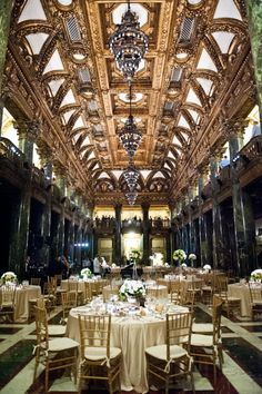 Oh my god! Can I get get married there now? I don't have to know the groom. -rp