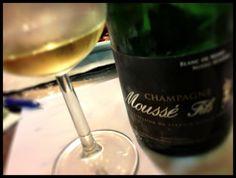 El Alma del Vino.: Champagne Moussé Fils Blanc de Noirs.