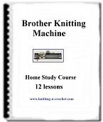 Bond knitting machine patterns