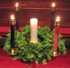 Adoro Ergo Sum: How We Keep Christ in Christmas  *prayer sticks and calendar (paper chain)