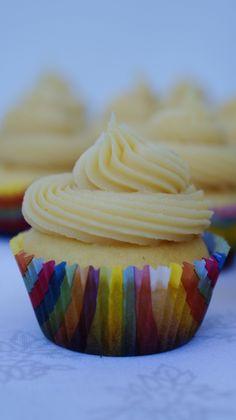 Receita: Cupcake de Leite Ninho (Massa e Cobertura)