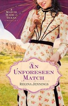 An Unforeseen Match by Regina Jennings http://www.faithfulreads.com/2015/02/mondays-christian-kindle-books-late_16.html