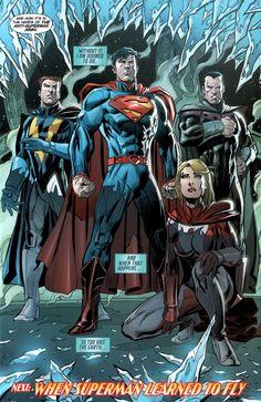 Superman & the Legion