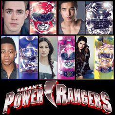 Come on 2017 ! Pink Power Rangers, Power Rangers Movie, Movies And Tv Shows, Places To Visit, Baseball Cards