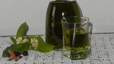 Liquore centerbe amaro antico ricetta casalinga profumo naturale
