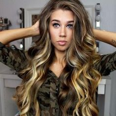 Stupendous Highlights Brown Balayage And In Love On Pinterest Hairstyle Inspiration Daily Dogsangcom