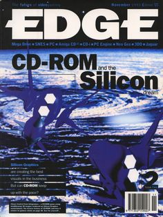 Edge, Issue Number 2, November 1993 - #MegaDrive #SNES #PC #AmigaCD32 #CDi #PCEngine #NeoGeo #3D0 #Jaguar - http://www.megalextoria.com/magazines/index.php?twg_album=Video_Game_Magazines%2FEDGE%2FEDGE+-+002_show=EDGE+002+-+001.jpg