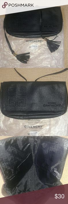 Givenchy parfums makeup bag clutch New. 10.5 x 5.5 x 1.5. Small tag inside. Givenchy Bags Cosmetic Bags & Cases