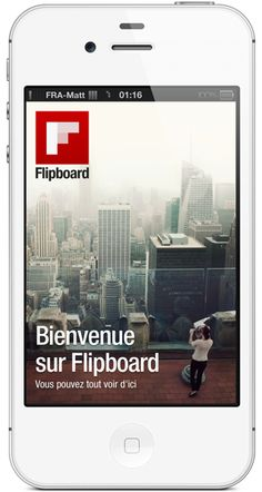 Flipboard, le magazine social pour iPhone et iPad, se met à jour et intègre désormais Google + et YouTube. http://www.iphone4.fr/flipboard-le-magazine-social-pour-iphone-et-ipad-se-met-a-jour-et-integre-desormais-google-et-youtube/#