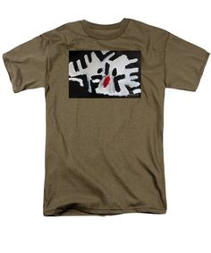 Patrick Francis Safari Green Designer T-Shirt featuring the painting White Tiger 2014 by Patrick Francis Designer Totes, Tote Bags, Safari, Mens Tops, T Shirt, Painting, Shopping, Coffee, Green