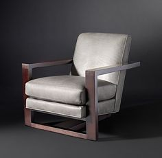Roger Leather Chair