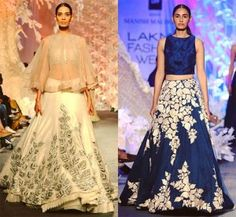 Manish Malhotra Collections At lfw 2016