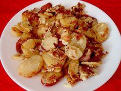 Chefkoch.de Rezept: Bratkartoffeln mit Sucuk