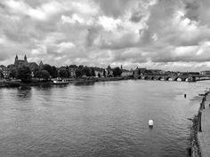 Maastricht skyline. #Maastricht #Mestreech #skyline #Holland #Netherlands #HogeBrug #city