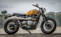 D&O Triumph Scrambler