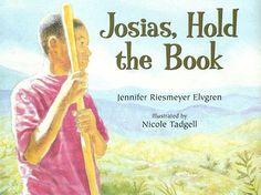 Josias, Hold the Book - câștigătorul anulu 2006 Clasele primare Autor: Jennifer Elvgren Ilustrator: Nicole Tadgell