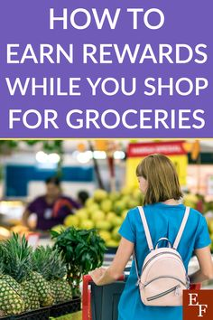 How to Earn Rewards While You Shop For Groceries | Everything Finance Paypal Gift Card, Save On Foods, Earn Extra Cash, Buy Gift Cards, Finance Blog, Free Coupons, Take The First Step, Saving Money, Budgeting