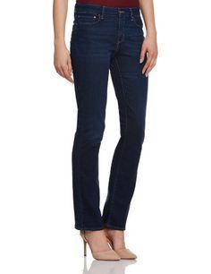 Levi's Classic Demi Curve Straight 5 Pocket - Pantalon - Droit - Femme - Bleu (Blau 0146) - W31/ L32 (Taille fabricant: W31/L32) Levi's http://www.amazon.fr/dp/B00JGWLDM2/ref=cm_sw_r_pi_dp_kodewb1TRBKTX