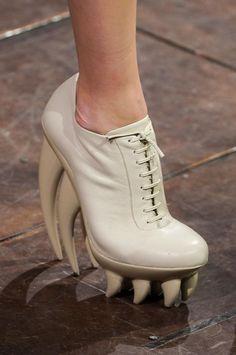 Iris Van Herpen Haute Couture Spring 2012.