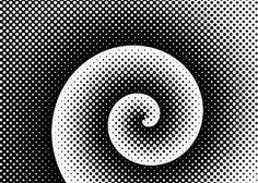 How to make Halftone patterns in Photoshop-- For when I forget again!