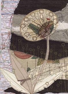 Fibra y técnica mixta - Notas Hecho en un mapa