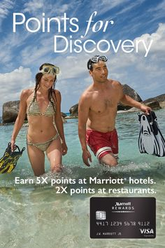 With the Marriott Rewards® Premier Credit Card, get the points that let you do more of what you love. Then start enjoying the rewards that follow you everywhere.