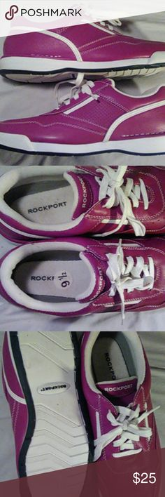 ROCKPORTS Wore once. Used. Shoes Sneakers