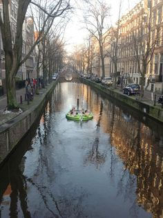 Hot Tub Tours of the Amsterdam canals!