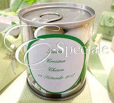 Lattina Snack - Prodotti per Matrimonio - Articoli Personalizzabili - accessori e gadget per matrimoni e feste - E-speciale