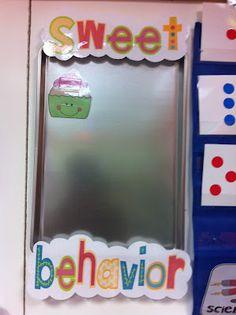 sweet behavior classroom management plan