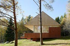 Summerhouse Svartnö by WRB Architects   Gessato Blog
