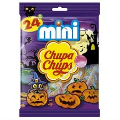 Chupa Chups are back with this Halloween addition, super for a trick or treating this Halloween. Trick Or Treat, Make It Simple, Halloween Party, Harvest, Cereal, Hello Kitty, Strawberry, Sweets, Chocolate