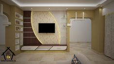 Lcd Wall Design, Lcd Unit Design, Wall Unit Designs, Living Room Tv Unit Designs, Ceiling Design Living Room, Bedroom False Ceiling Design, Room Door Design, Home Room Design, Modern Tv Unit Designs