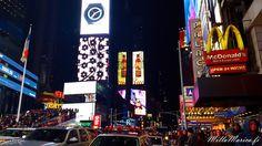 MillaMarica: New York, timessquare