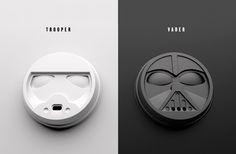 Dark Brew Coffee House (Concept) on Packaging of the World - Creative Package Design Gallery