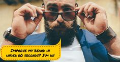 Here's the big misconception… Having a truly epic beard is not as simple as just not shaving… Ya sure to just have a beard it is, but to have a truly epic beard you need to follow a few easy steps.. This article is meant to be a guideline of simple daily steps for you to follow to dramatically improve your beard. There are things you can do beyond what we cover here which we will get into detail later, but these are the absolute MOST important that will have the biggest impact on your beard…