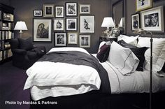 Ralph Lauren Home . . . but not in charcoal.